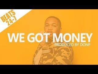 Chris Brown x DJ Mustard Type Beat with Hook - We Got Money | DON P (Beats24-7)