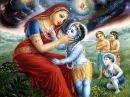 Молитва для обретения хорошего потомства - Сантана Гопала мантра