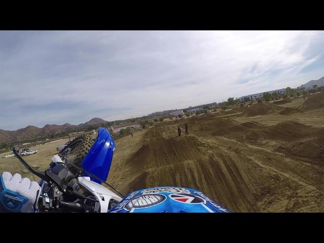 GoPro Onboard Bradley Taft TransWorld Motocross
