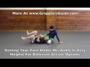 Deep Half Guard Positional Tips and Concepts - Jason Scully
