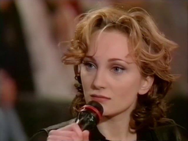 Patricia Kaas - Evil Gal Blues, Ceux qui n'ont rien - Taratata 1993