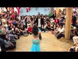 EF International Day 2013 - Belly Dancer - The Middle East