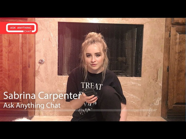 Sabrina Carpenter Talks About SC3, The Vamps Milo Murphy's Law. Part 1
