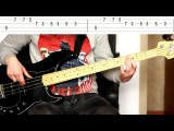 Led Zeppelin - Moby Dick (Bass Tutorial with Tabs)