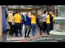 Nternational Rueda Flashmob Salavat dance studio Vita Russia Аpril 1, 2017