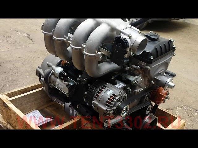 Двигатель УАЗ Патриот ЗМЗ-409 Евро-4
