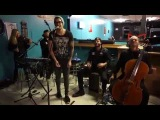 Starset - Rise And Fall Acoustic Demonstration 11th Frame Madison Alabama 02 11 2017