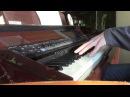 Wir sind des Geyers schwarzer Haufen Spieß voran Piano Version