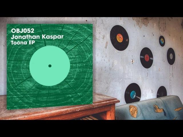 Jonathan Kaspar - Toona (Original Mix)