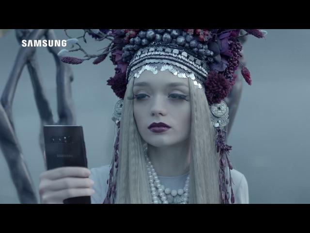 Galaxy Note8 – робити надзвичайне легко!