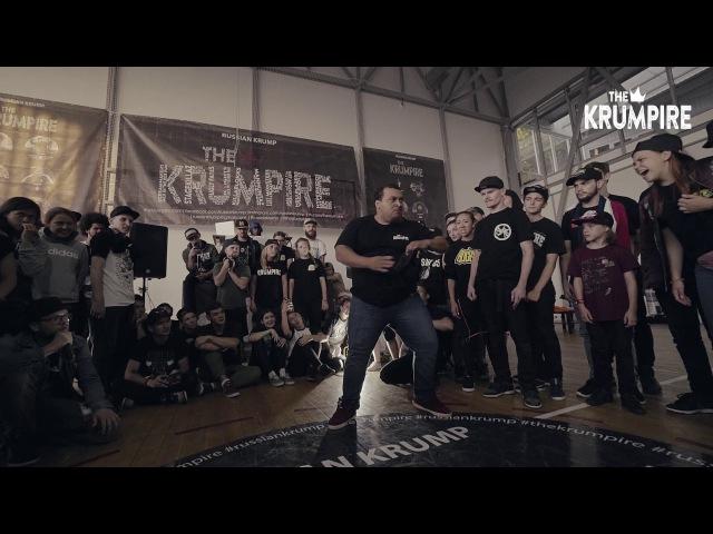EBS RUSSIA | SOLJA WHIPHEAD VS J BEAST | 1/8 FINAL | THE KRUMPIRE 3