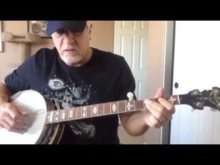Time - Pink Floyd Banjo Cover