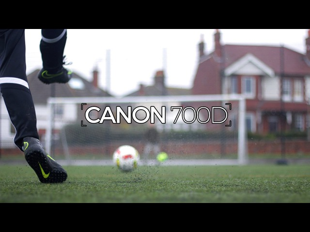 Canon 700D Video Test
