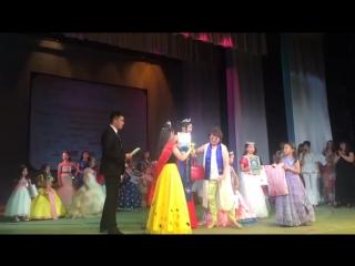 Юная Мисс Усть-Каменогорск 2017