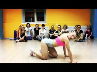 Алина Литвинова. Lady dance. Dopebwoy – Cartier ft. Chivv & 3robi