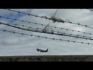 Взлёт авиакомпании Аэрофлот В Магадане