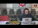 Василий Уткин сломал кресло в прямом эфире