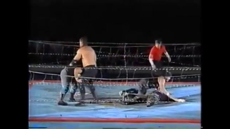 FMW Explosion Pool Death Match Complete Tape (1994)