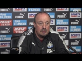 You can now watch Rafa Benítez's pre-@CPFC media briefing in full on NUFC TV for free.