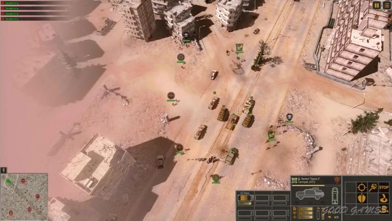 Обзор Сирия Русская Буря (Syrian Warfare) - Действительно Хорошая RTS