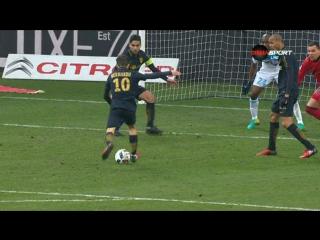 Марсель - Монако 1:4. Обзор матча. Лига 1 2016/17. 20 тур.