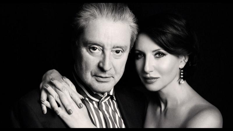 Алика и Вениамин Смеховы Интервью дочери об отце