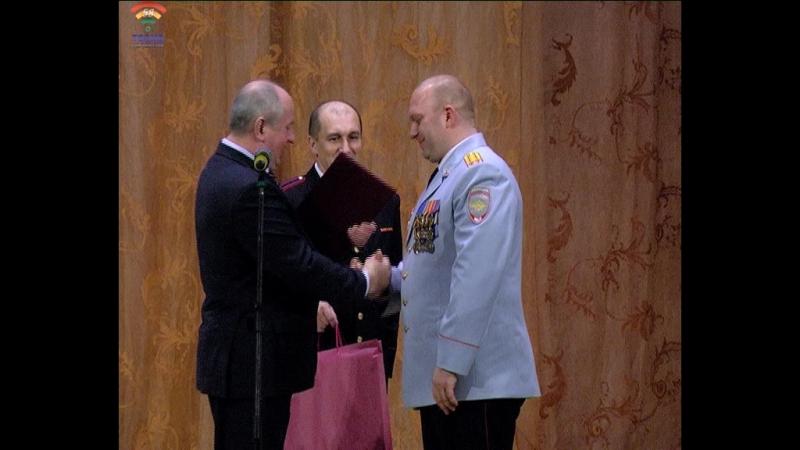 Профессиональный праздник сотрудников МВД Российской Федерации отметили в г.Тосно