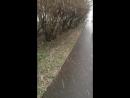 Майский снежок в Питере!