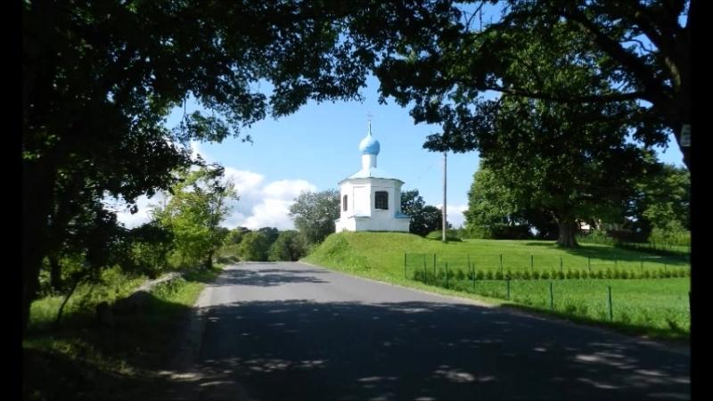 Колокольный звон в Снетогорском монастыре г. Псков