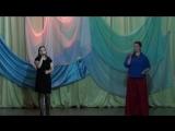 Наталья Одинцова и Валентина Кашина с песней