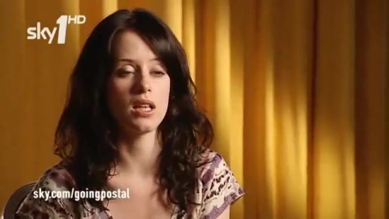 2010 › Интервью о мини-сериале «Опочтарение»