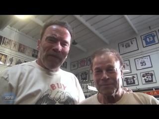 Арнольд Шварценеггер и Франко Коломбо   51 год дружбы