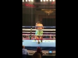 Part 2 video.Madiyar Ashkeyev vs Shawn Cameron 4-15-2017 USA Mohegan Sun Connecticut