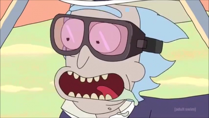 Oh yeaah [Rick and Morty]