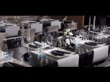 Мастер-класс: как сложить салфетку в виде жакета