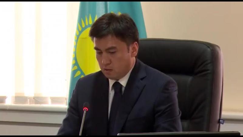Аким Шымкента запретил своим подчинённым пользоваться служебными автомобилями