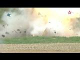Динамический показ на Армия-2017. Лучшие кадры за 23 августа, часть 1