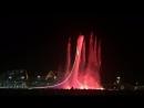 Поющие фонтаны г. Сочи , Олимпийский Парк 2017 1