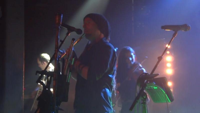 Eluveitie - Aidu Brictom (live lUsine Genève 27_09_13)