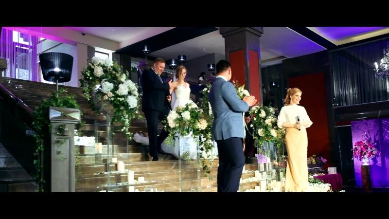 Дмитрий и Мария.22.04.2017 Выездная церемония в Гранд Отель
