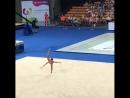 Арина Аверина - булавы Всемирные игры 2017, Вроцлав
