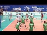 Волейбол. Чемпионат России.  Зенит-Казань - Локомотив.  07.05.2017