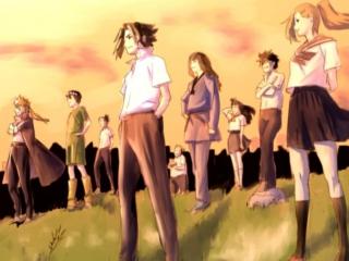 Naruto TV-2: Shippuden Ending 2/Наруто ТВ-2: Шиппуден Эндинг 2 (Creditless/без текста)