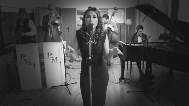 Scott bradlee's postmodern jukebox ft. haley reinhart - creep (2015)