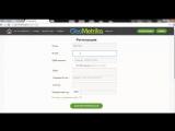 Шаг 2 - Регистрация на сайте GeoMetrika.pro