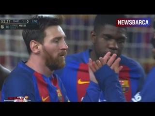 Барселона 1-0 Леганес  Месси