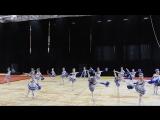 Чемпионат по черлидингу в Челябинске Блестящие 2017.02.05