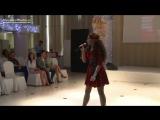Маргарита Анохина на финале Мисс Магнит 2016