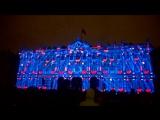 Фестиваль света на Дворцовой))