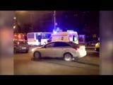 Появилось видео с места страшной аварии в Петербурге